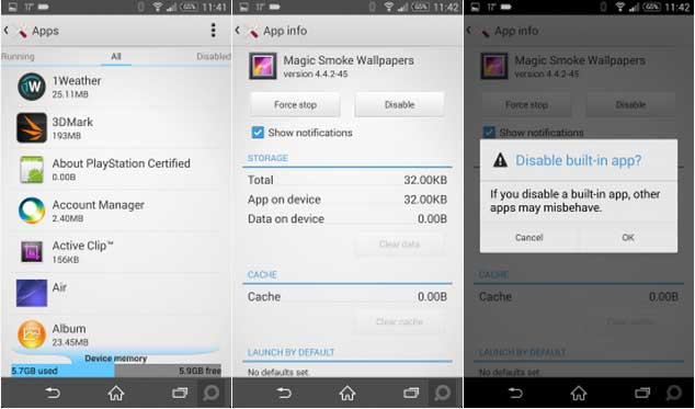 improve android performance_disable-unwanted-apps