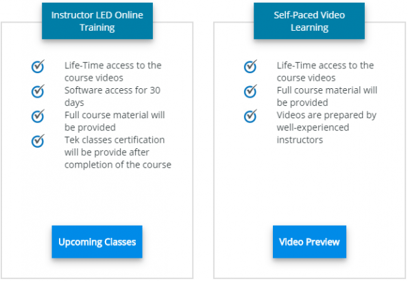 Robotic Process Automation Courses