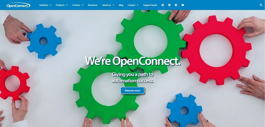 OpenConnect RPA