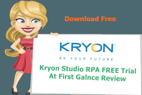 Kryon Studio Review