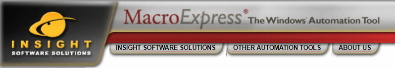 Macro Express Low Cost RPA